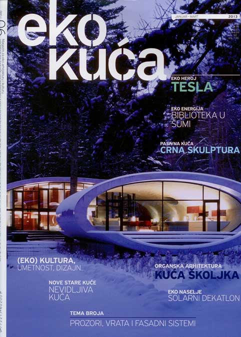 Article in EKO KUCA magazine