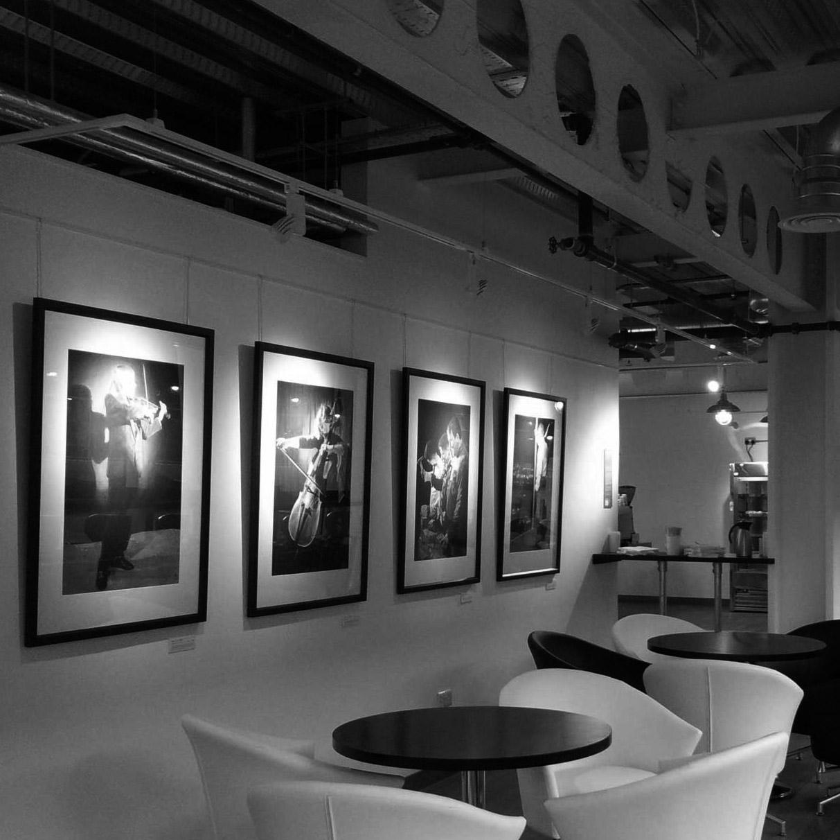 Diplomats coffee shop